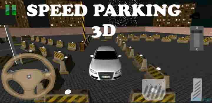 Speed Parking 1.1.8 Mod Apk + Data (Unlimited Money) Latest Version Download