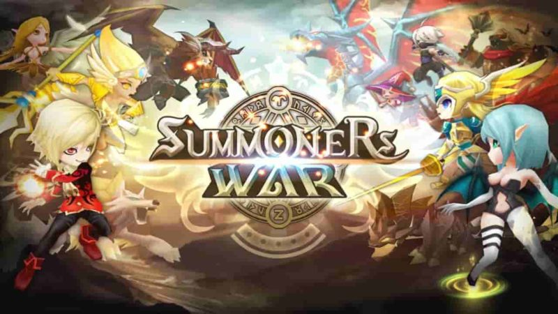 Summoners War Sky Arena 5.1.1 Mod Apk (Unlimited Everything) Latest Version Download
