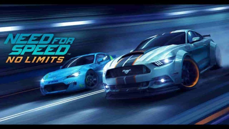 Need for Speed No Limits 4.1.3 Mod Apk + Data (Unlocked All) Latest Version Download