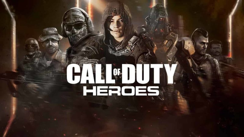Call of Duty Heroes 4.9.1 Mod Apk (Unlimited Everything) Latest Version Download