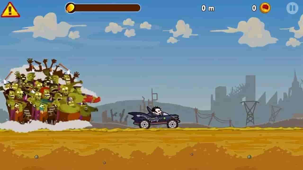 zombie roadkill mod apk