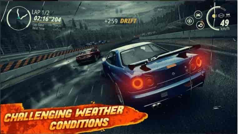 Sport Racing mod unlimited money