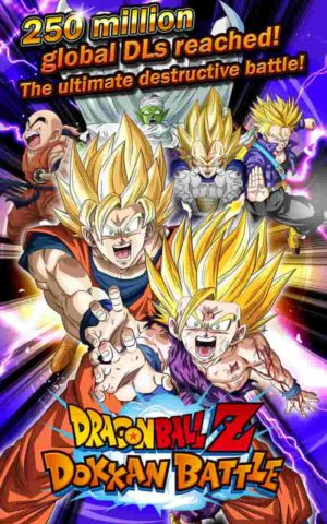 dragon ball dokkan battle apk