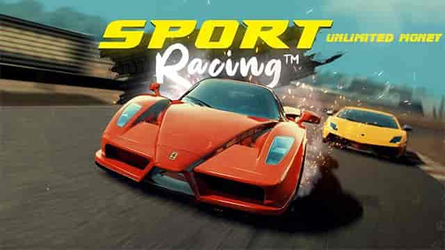 Sport Racing 0.71 Mod Apk + Data (Unlimited Money) Latest Version Download