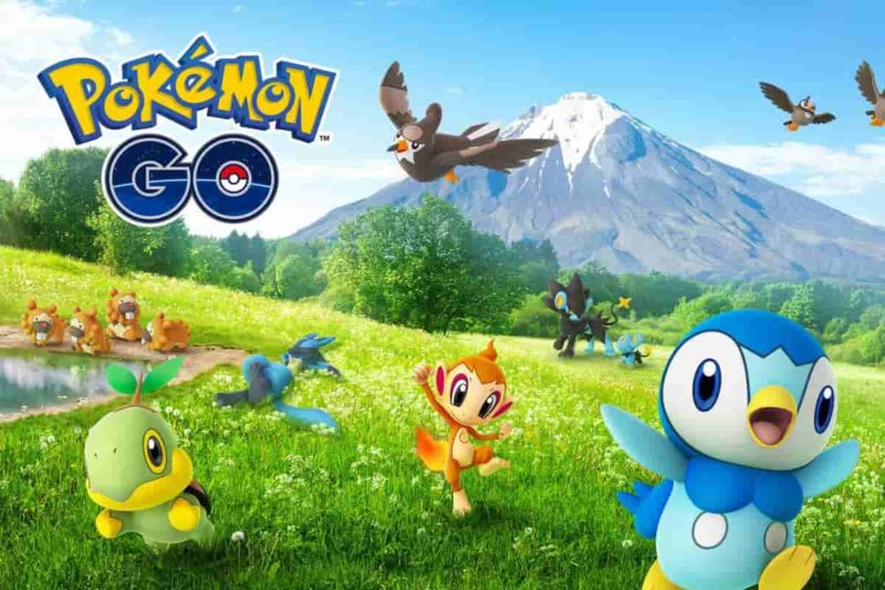 Pokémon GO 0.143.1 Mod Apk (Fake Gps/Poke Radar) Latest Version Download