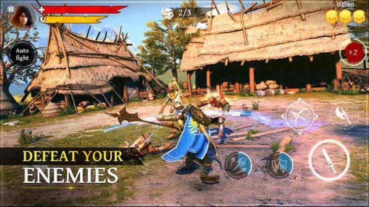 mod apk games offline 2019