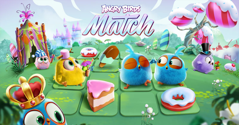 Angry Birds Match 3.1.0 Mod Apk (Unlimited Coins/Gems) Latest Version Download