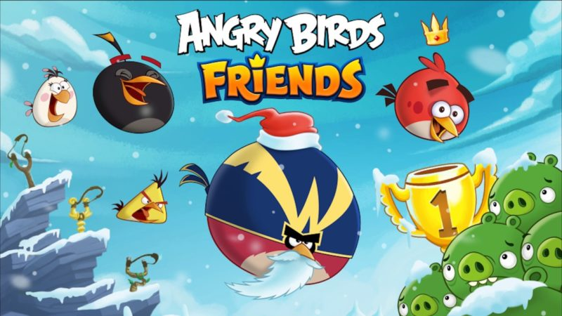 Angry Birds Friends 6.0.0 Mod Apk (Unlimited Everything) Latest Version Download