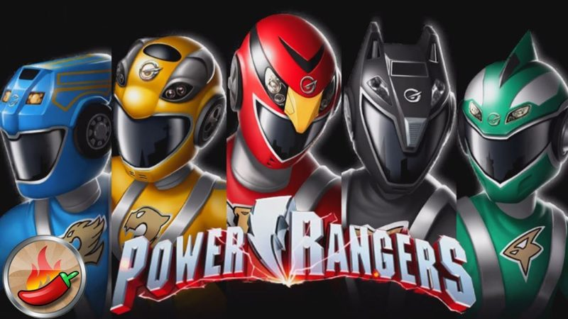 Power Rangers: All Stars 1.0.5 Mod Apk (Unlimited Everything) Latest Version Download