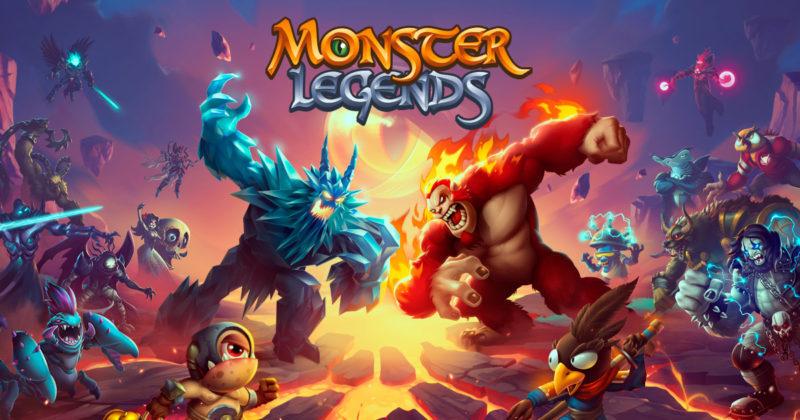 Monster Legends 9.2.10 Mod Apk (Unlimited Money/Gems) Latest Version Download