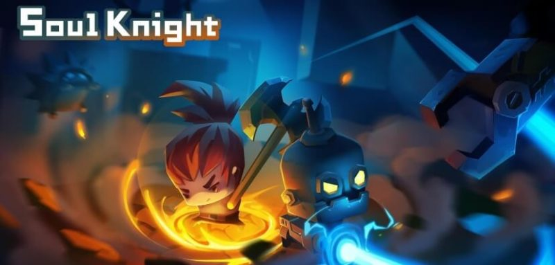Soul Knight 2.1.5 b5152 Mod Apk (Unlimited Energy,Shopping) Latest Version Download