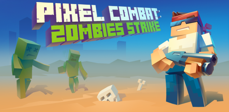 Pixel Combat: Zombies Strike 3.8 b88 Mod Apk (Unlimited Money) Latest Version Download