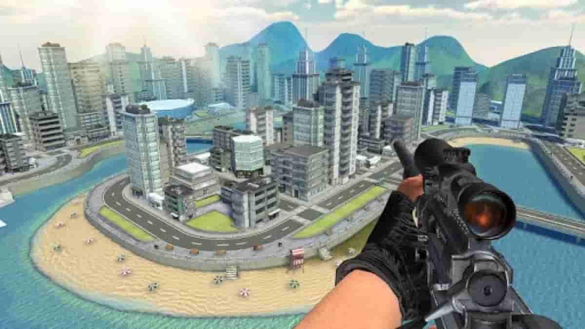 Sniper Master mod apk android 1