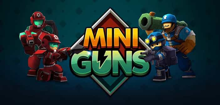 Mini Guns 1.0.32 Mod Apk + Data (Unlimited Money) Latest Version Download