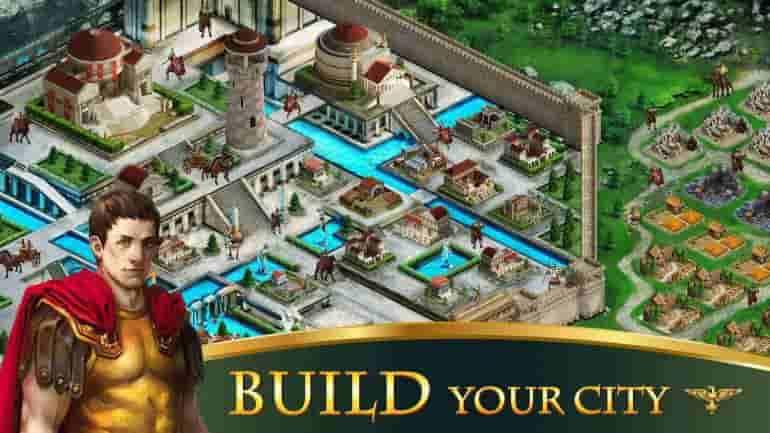 roman kingdom rises mod apk