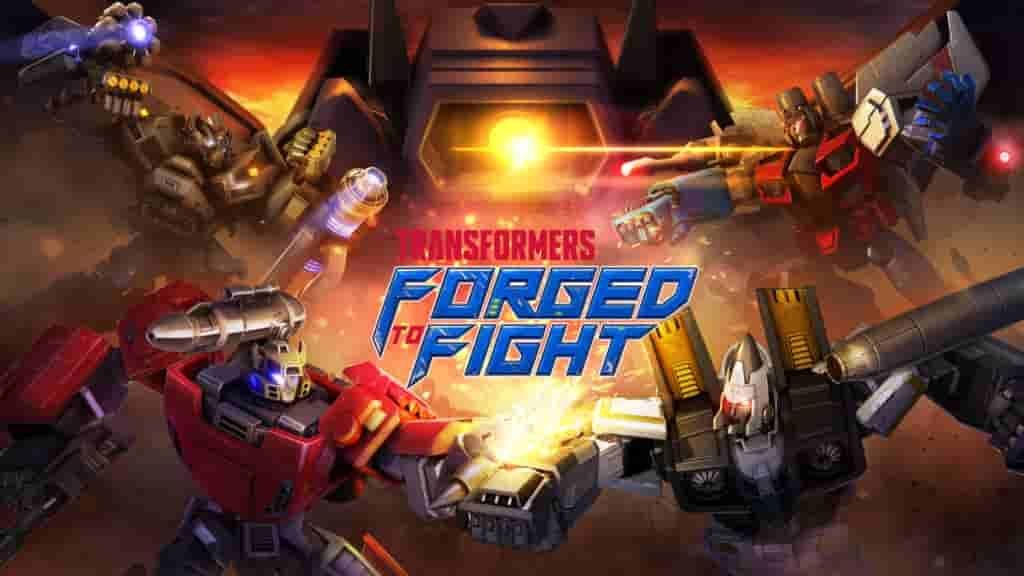 TRANSFORMERS: Forged to Fight 8.0.0 Mod Apk (Unlimited Everything) Latest Download
