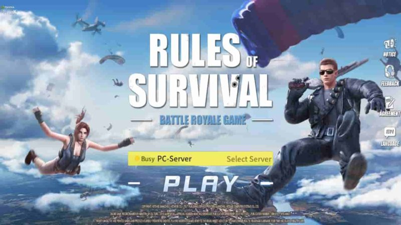 Rules of Survival 1.610144.455696 Mod Apk + Data (Unlimited Money) Latest Download