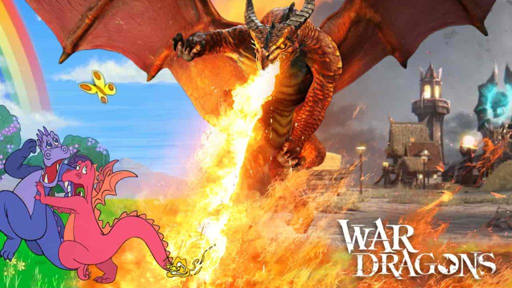 War Dragons 5.25+gn Mod Apk (Unlimited Money) Latest Version Download