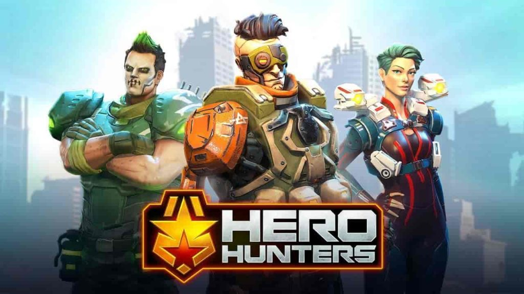 Hero Hunters Mod Apk 3.1 (Unlimited Money) Latest Version Download