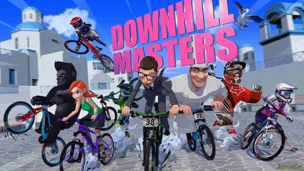 Downhill Masters 1.0.20 Full Mod Apk + Data (Unlimited Money) Latest Version Download