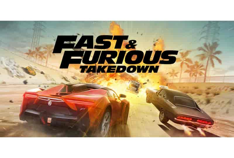 Fast & Furious Takedown 1.8.01 Mod Apk + Data (Unlimited Money) Latest Download