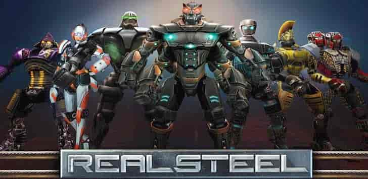 Real Steel HD 1.46.13 Mod Apk + Data (Unlimited Everything) Latest Version Download