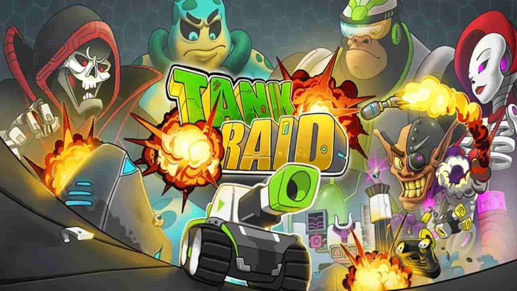 Tank Raid Online 2.67 Mod Apk (Unlimited Everything) Latest Version Download