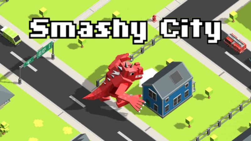 Smashy City 2.4.4 Mod Apk (unlimited money) Latest Version Download