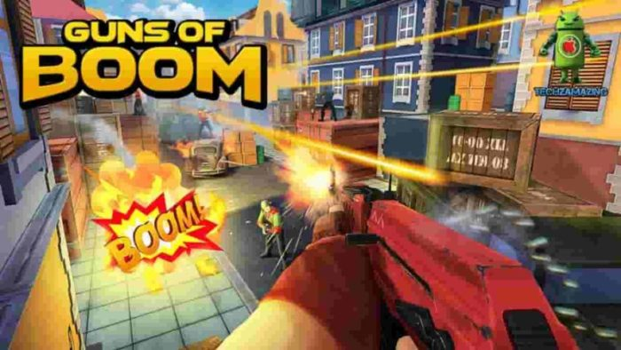 Guns of Boom 17.0.125 Mod Apk (Unlimited Everything) Latest Version Download
