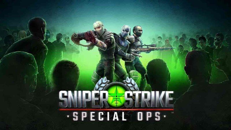 Sniper Strike : Special Ops 4.304 Mod Apk (Unlimited Money) Latest Version Download