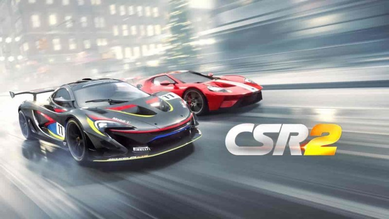 CSR Racing 2 2.5.4 Mod Apk + Data (Unlimited Money) Latest Version Download