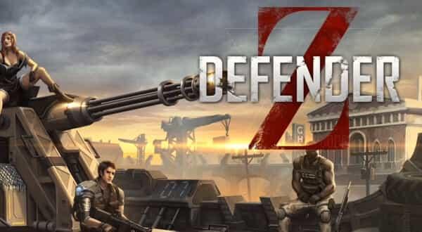 Defender Z 1.1.21 Mod Apk (Free Shopping) Latest Version Download