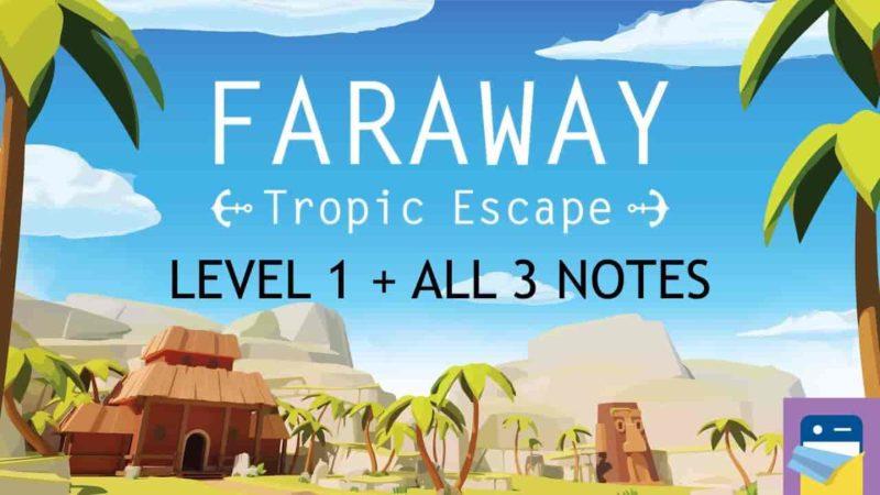 Faraway: Tropic Escape 1.0.5259 Mod Apk (Free Shopping) Latest Version Download