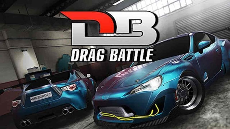 Drag Battle Racing 3.20.20 Mod Apk + Data (Unlimited Coins) Latest Version Download