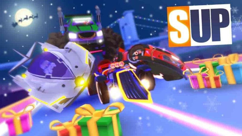 SUP Multiplayer Racing 2.1.6 Mod Apk (Unlimited Money) Latest Version Download