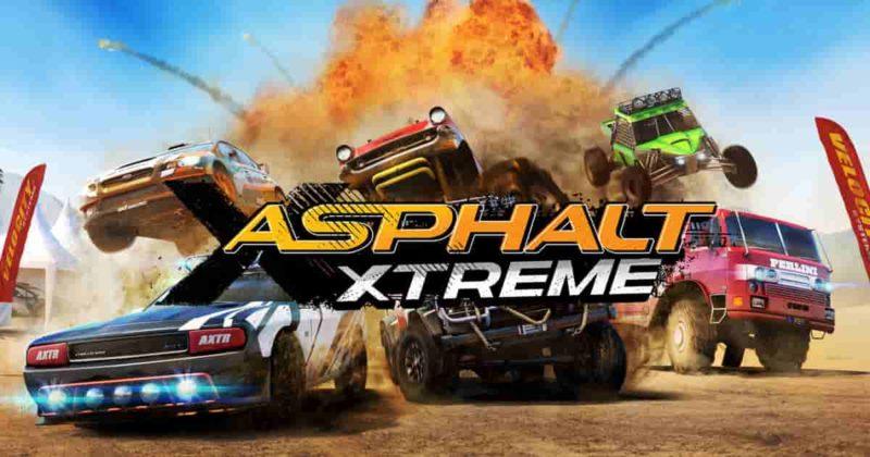 Asphalt Xtreme 1.8.0g Mod Apk + Data (Unlimited Money) Latest Version Download