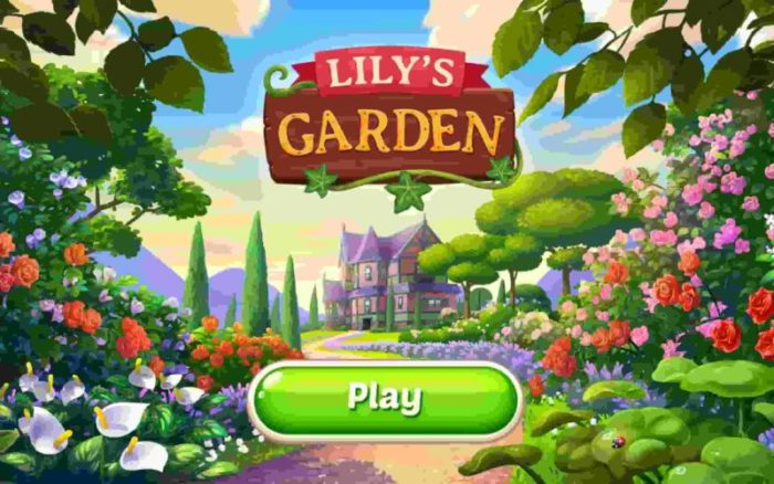 Lily's Garden 1.46.0 Mod Apk (Unlimited Money) Latest Version Download