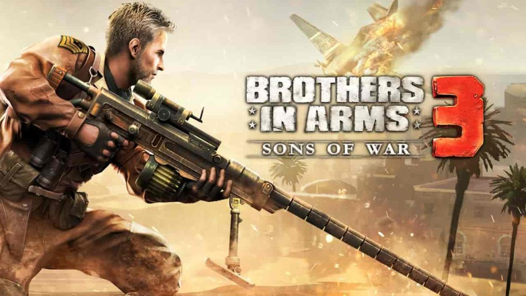 Brothers in Arms 3 Mod Apk + Data 1.4.9a (Unlimited Everything) Download