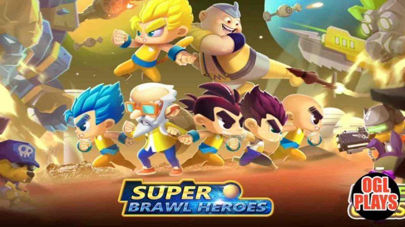 Super Brawl Heroes 1.3.1.107 Mod Apk (Free Shopping) Latest Version Download