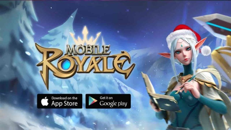 Mobile Royale 1.6.5 Mod Apk + Data (Unlimited Money) Latest Version Download
