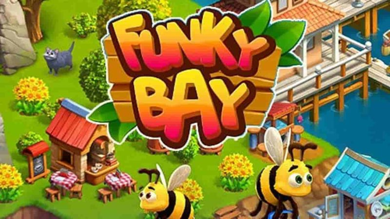 Funky Bay – Farm & Adventure 30.477.0 Mod Apk (Unlimited Money) Latest Version Download