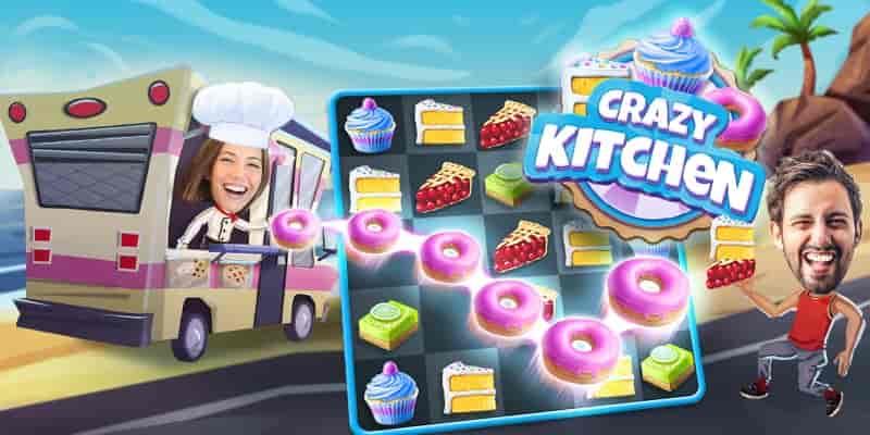 Crazy Kitchen 6.7.1 Mod Apk (Unlimited Money/Booster) Latest Version Download