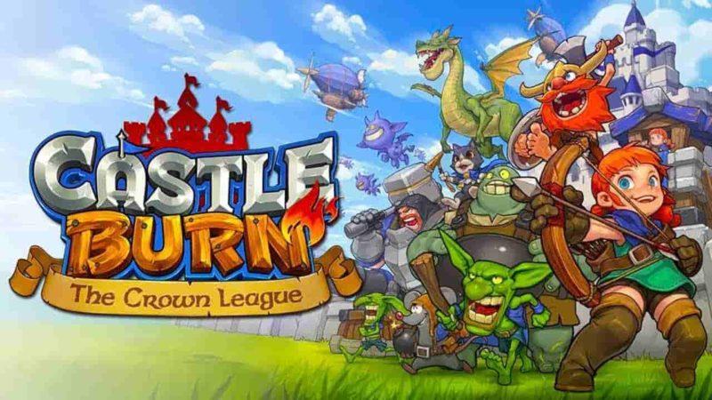 Castle Burn – RTS Revolution 1.5.7 Mod Apk (Unlimited Money) Latest Version Download
