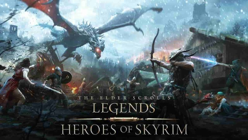 The Elder Scrolls: Legends 2.11.0 Mod Apk + Data (Unlimited Money) Latest Download