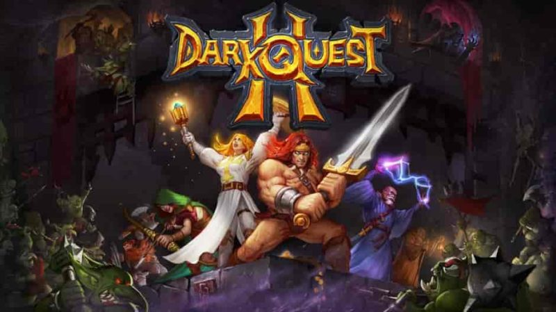 Dark Quest 2 1.0 Mod Apk + Data (Unlimited Money) Latest Version Download