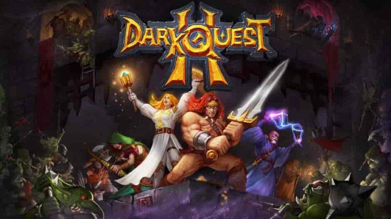 Dark Quest 2 1.0 Mod Apk + Data (Unlimited Money) Latest Version Download