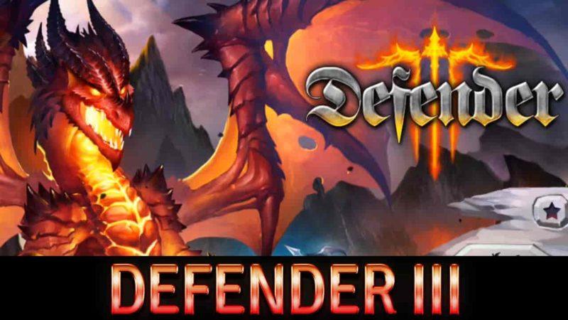 Defender III 2.5.7 Mod Apk (Unlimited Coins/Gems) Latest Version Download