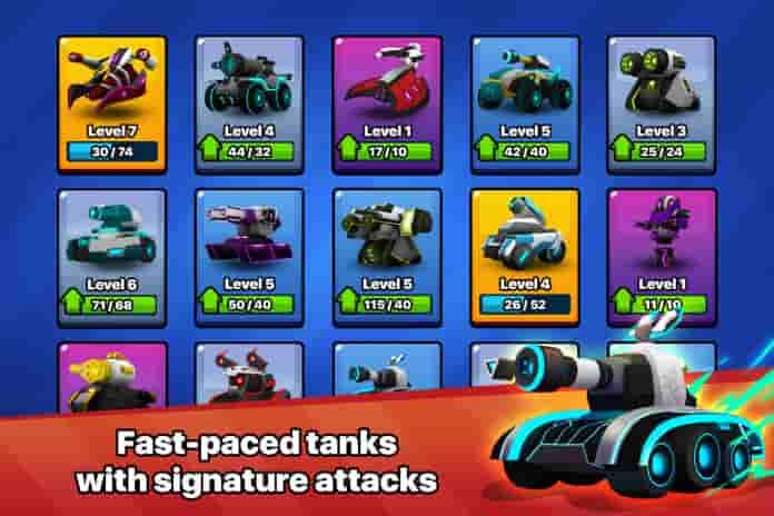 tank raid online apk