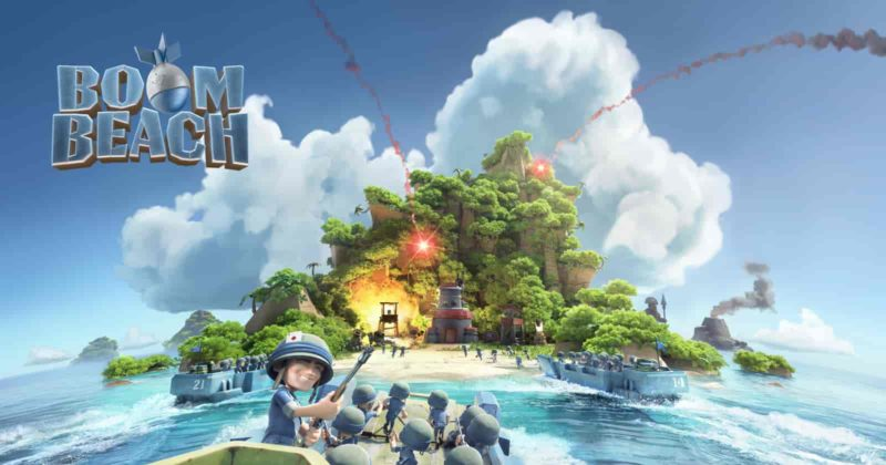 Boom Beach 38.106 Mod Apk (Unlimited Diamonds) Latest Version Download