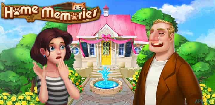 Home Memories 0.41.4 Mod Apk (Unlimited Gold/Coins) Latest Version Download